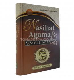 buku nasihat agama wasiat imam tohaputra