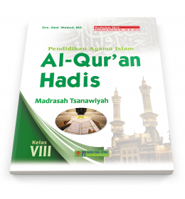 bukuAl-Qur'an Hadis kelas 2 MTs tohaputra