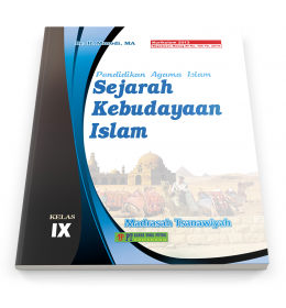buku SKI MTs kelas 3 tohaputra