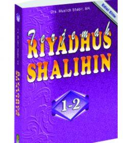 buku terjemah riyadus shalihin tohaputra