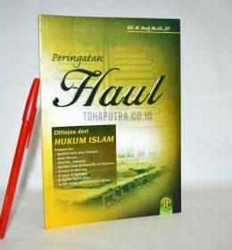 buku peringatan haul ditinjau dari hukum islam tohaputra
