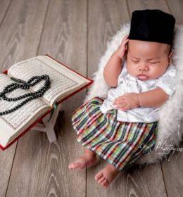 nama bayi laki laki 3 kata dalam al quran